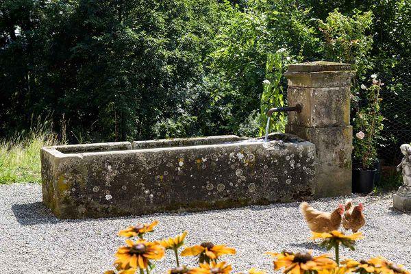 Antike Brunnen